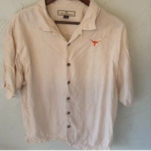 Men's Tommy Bahama Texas Longhorn Shirt